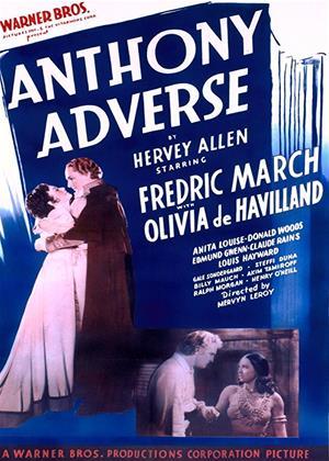 Rent Anthony Adverse Online DVD & Blu-ray Rental