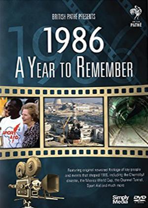 Rent A Year to Remember: 1986 Online DVD Rental