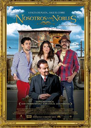 Rent The Noble Family (aka Nosotros los Nobles) Online DVD Rental