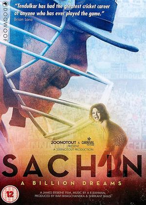 Rent Sachin (aka Sachin: A Billion Dreams) Online DVD & Blu-ray Rental