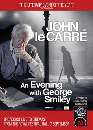 Rent John Le Carré: An Evening with George Smiley Online DVD Rental