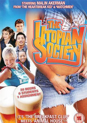 Rent The Utopian Society Online DVD & Blu-ray Rental