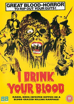 Rent I Drink Your Blood (aka Phobia) Online DVD Rental