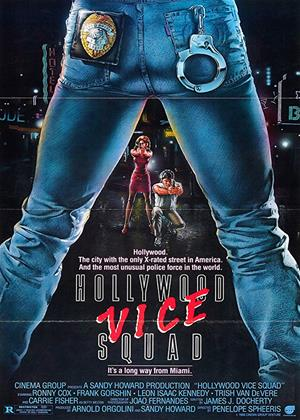 Rent Hollywood Vice Squad Online DVD Rental