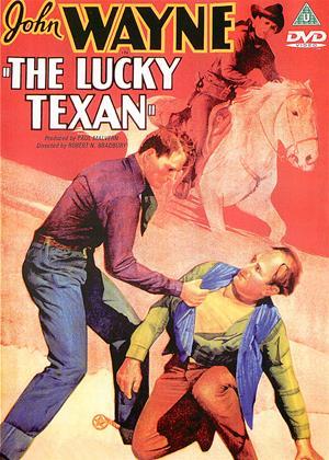 Rent The Lucky Texan Online DVD & Blu-ray Rental