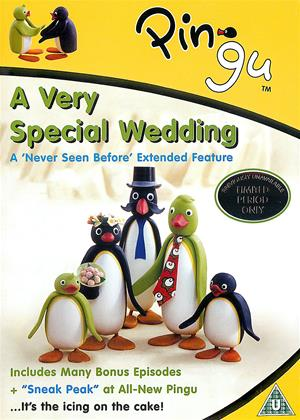 Rent Pingu: A Very Special Wedding Online DVD & Blu-ray Rental
