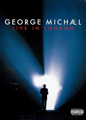 Rent George Michael: Live in London Online DVD & Blu-ray Rental