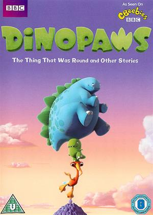 Rent Dinopaws (aka Dinopaws: The Thing That Was Round and Other Stories) Online DVD & Blu-ray Rental