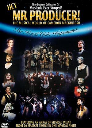 Rent Hey Mr Producer! (aka Hey, Mr. Producer! The Musical World of Cameron Mackintosh) Online DVD & Blu-ray Rental