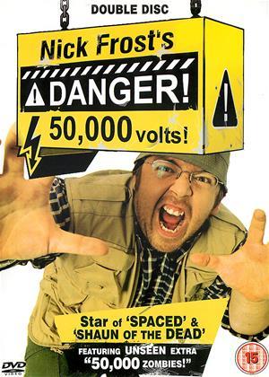 Rent Nick Frost's Danger!: 50,000 Volts! Online DVD & Blu-ray Rental