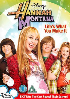 Rent Hannah Montana: Life's What You Make It Online DVD & Blu-ray Rental