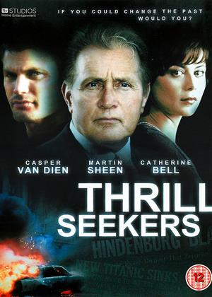 Rent Thrill Seekers (aka The Time Shifters) Online DVD & Blu-ray Rental