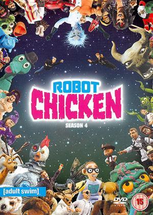 Rent Robot Chicken: Series 4 Online DVD & Blu-ray Rental