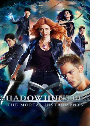 Rent Shadowhunters: The Mortal Instruments: Series 1 Online DVD Rental