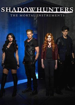 Rent Shadowhunters: The Mortal Instruments: Series 3 Online DVD Rental