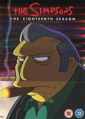 Rent The Simpsons: Series 18 Online DVD & Blu-ray Rental