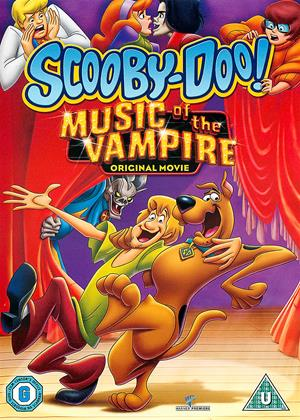 Rent Scooby-Doo!: Music of the Vampire Online DVD Rental