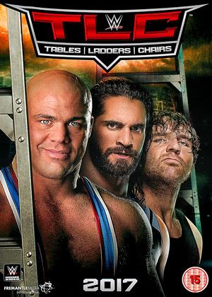 Rent WWE: TLC: 2017 (aka WWE TLC: Tables, Ladders and Chairs) Online DVD Rental