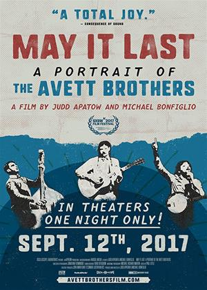 Rent May It Last: A Portait of the Avett Brothers Online DVD Rental