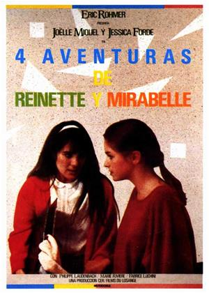 Rent Four Adventures of Reinette and Mirabelle (aka 4 aventures de Reinette et Mirabelle) Online DVD Rental