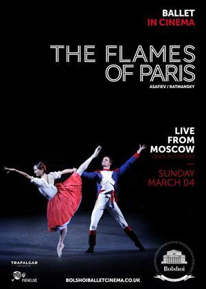 Rent The Flames of Paris: Bolshoi Ballet Online DVD Rental