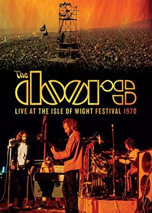 Rent The Doors: Live at the Isle of Wight Festival Online DVD Rental