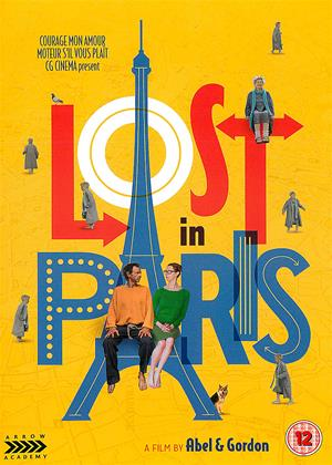 Rent Lost in Paris (aka Paris pieds nus) Online DVD & Blu-ray Rental