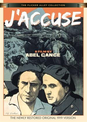 Rent J'accuse! Online DVD Rental