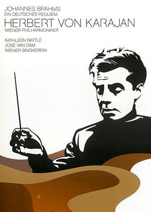 Rent Johannes Brahms: Ein Deutsches Requiem, Op. 45 (Herbert von Karajan) Online DVD Rental