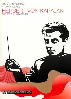 Rent Antonín Dvorák: Symphonies Nos. 8-9 (Herbert von Karajan) Online DVD Rental