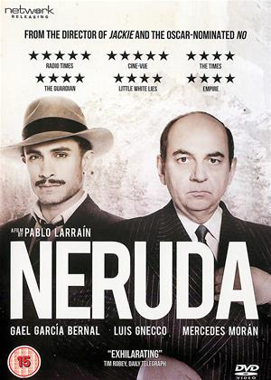 Rent Neruda Online DVD Rental