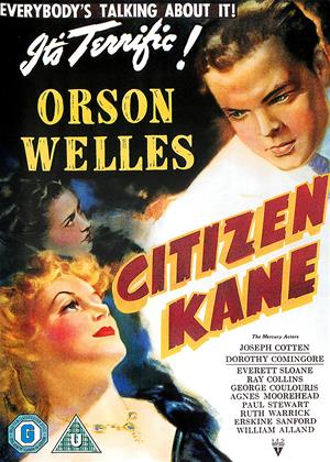 Rent Citizen Kane Online DVD & Blu-ray Rental