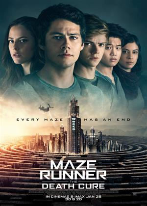 Image result for maze runner 3
