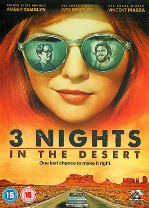 Rent 3 Nights in the Desert Online DVD Rental