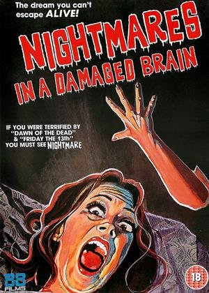 Rent Nightmares in a Damaged Brain (aka Nightmare / Blood Splash) Online DVD Rental