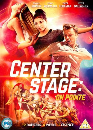 Center Stage: On Pointe Online DVD Rental