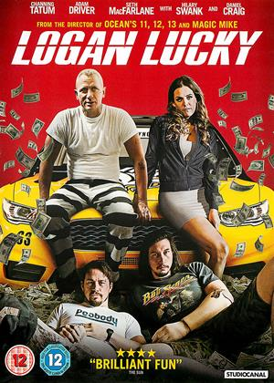 Logan Lucky Online DVD Rental