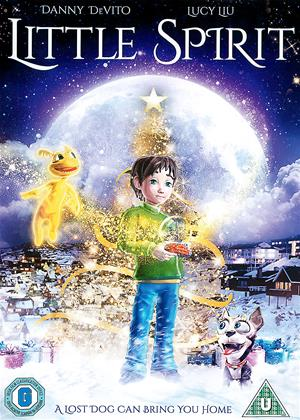 Rent Little Spirit (aka Little Spirit: Christmas in New York) Online DVD Rental