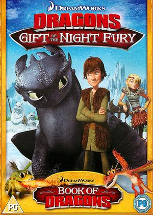Rent Dragons: Gift of the Night Fury (aka Book of Dragons / Gift of the Night Fury) Online DVD Rental
