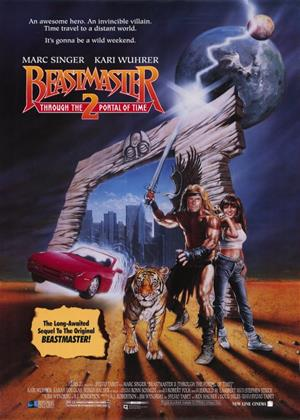 Rent Beastmaster 2: Through the Portal of Time Online DVD Rental