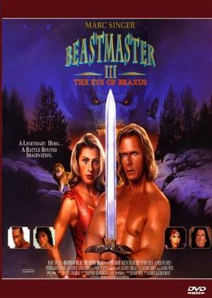 Rent Beastmaster 3: The Eye of Braxus Online DVD Rental