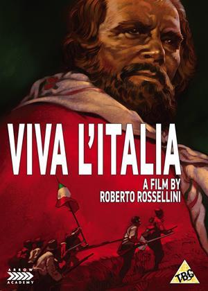 Rent Viva L'Italia (aka Garibaldi) Online DVD Rental