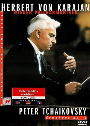 Rent Peter Tchaikovsky: Symphony No. 4 (Herbert von Karajan) Online DVD & Blu-ray Rental