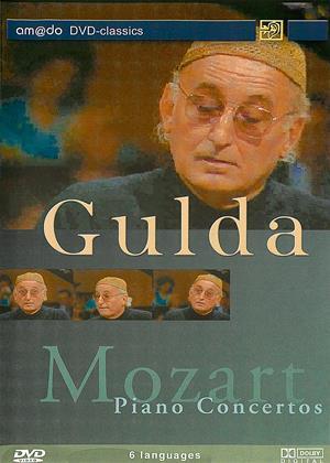 Rent Mozart: Piano Concertos Nos. 20 and 26: (Friedrich Gulda) Online DVD & Blu-ray Rental