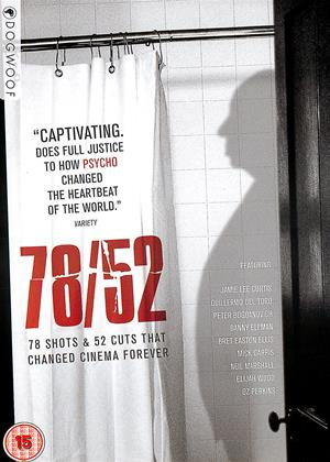 Rent 78/52 (aka 78/52: Hitchcock's Shower Scene) Online DVD & Blu-ray Rental