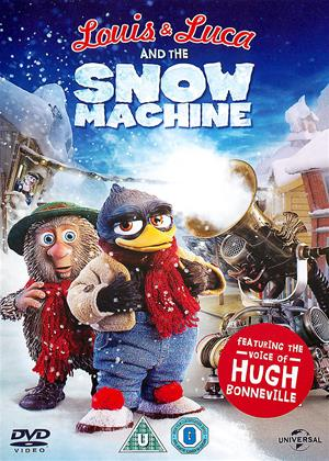 Rent Louis and Luca and the Snow Machine (aka Solan og Ludvig - Jul i Flåklypa) Online DVD & Blu-ray Rental
