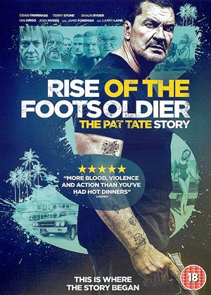 Rent Rise of the Footsoldier 3 (aka Rise of the Footsoldier 3: The Pat Tate Story) Online DVD & Blu-ray Rental