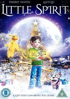 Rent Little Spirit (aka Little Spirit: Christmas in New York) Online DVD Rental