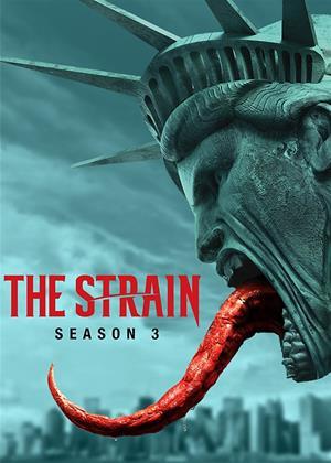 Rent The Strain: Series 3 Online DVD Rental