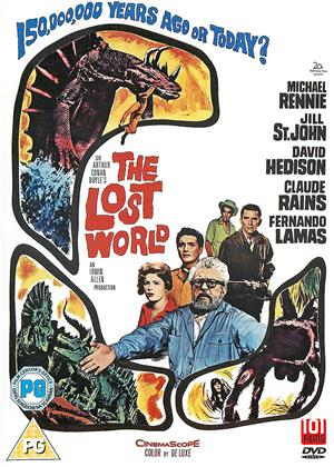 Rent The Lost World Online DVD & Blu-ray Rental